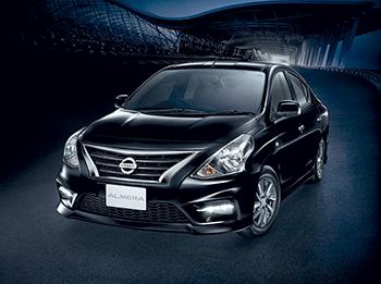 New Nissan Almera Sportech