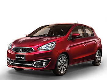 New Mitsubishi Mirage Limited 2018