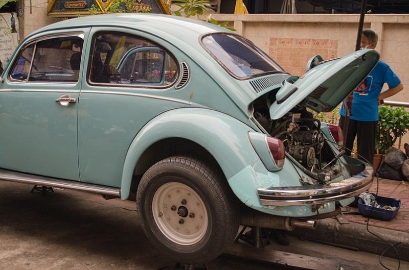 เคลมรถชน มีรถใช้ระหว่างซ่อม