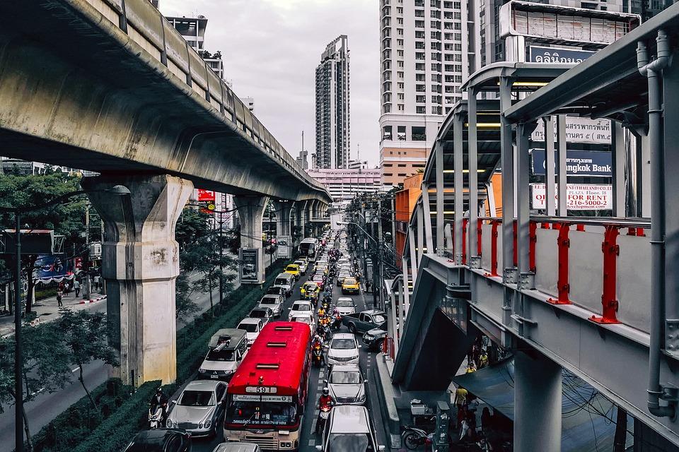 การจราจรที่ควรรู้ของประเทศไทย