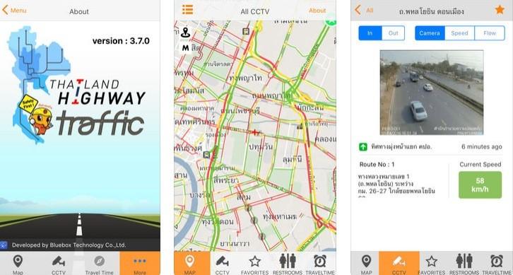 Highway Traffic Application