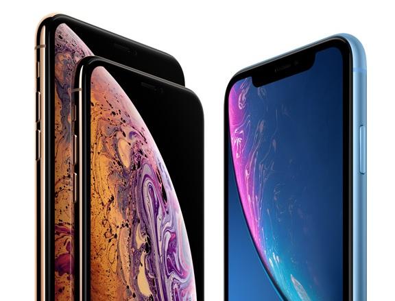 iPhone XS, XS MAX