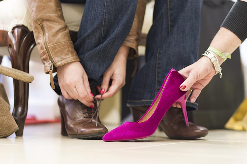 ห้ามซื้อรองเท้าคู่ใหม่ในวันตรุษจีน