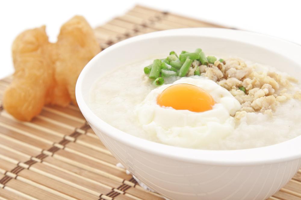 ห้ามรับประทานโจ๊กและเนื้อสัตว์ในวันตรุษจีน