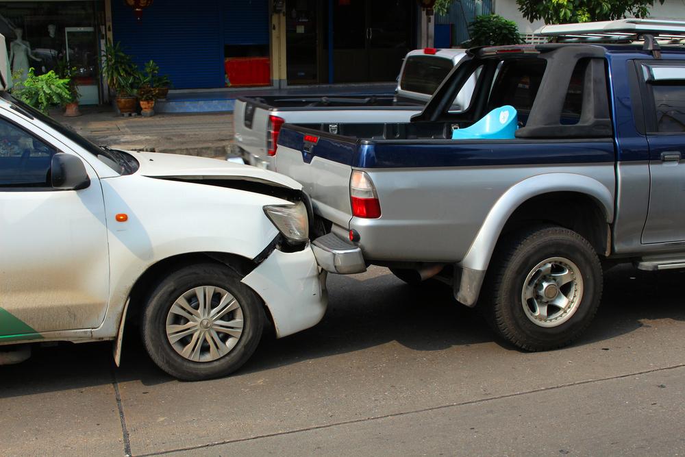 ขับรถชนท้าย โดนชนท้าย ประกันให้ความคุ้มครองแบบใด