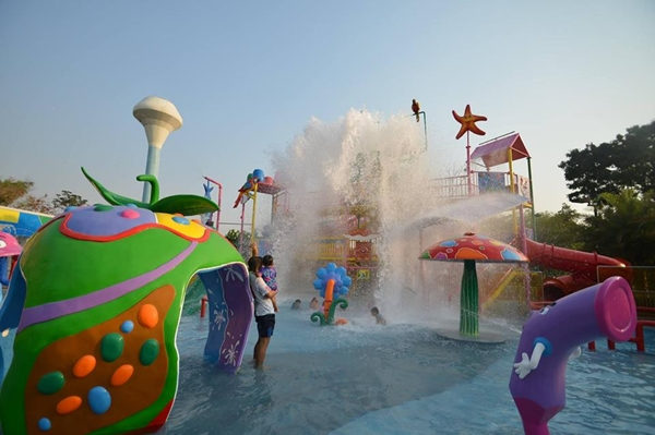 สวนน้ำ Water Fun Dream World