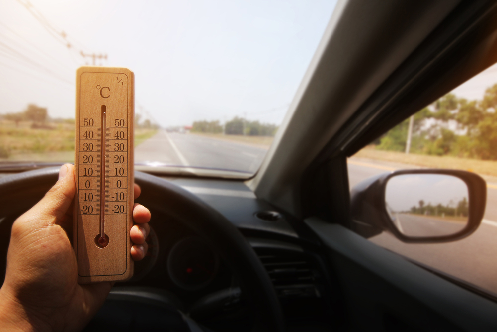 ดูแลรถยนต์หน้าร้อน