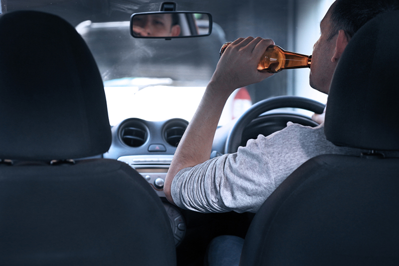 เมาแล้วขับ