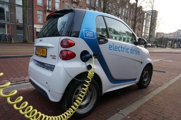 รถยนต์ไฟฟ้า ช่วยลดฝุ่น