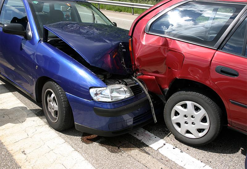 รถโดนชนท้าย แต่คู่กรณีไม่มีประกัน