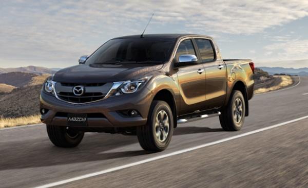 Mazda BT - 50 Pro รถกระบะขวัญใจพ่อค้าแม่ค้า