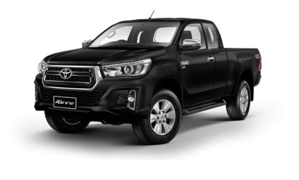 Toyota Hilux Vigo รถกระบะขวัญใจพ่อค้าแม่ค้า