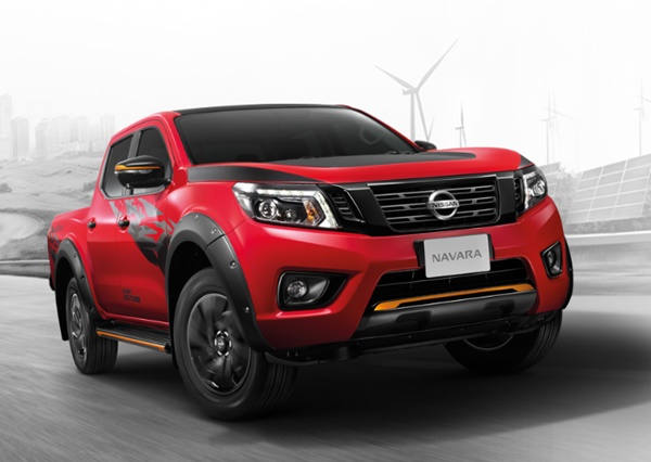Nissan Navara รถกระบะขวัญใจพ่อค้าแม่ค้า