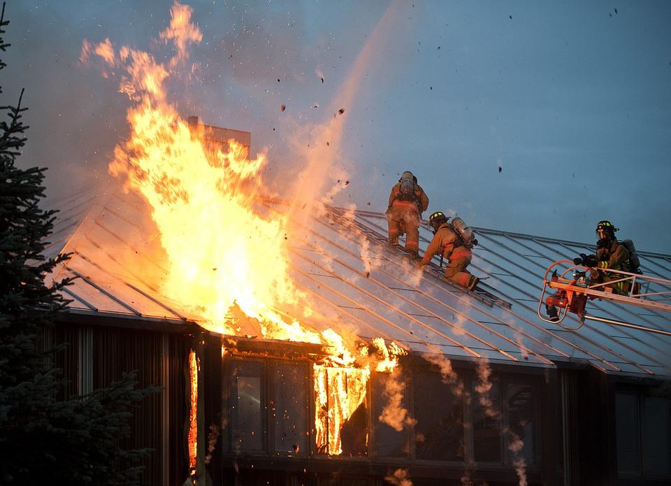ประกันบ้านหรือประกันอัคคีภัย มีความคุ้มครองไฟไหม้