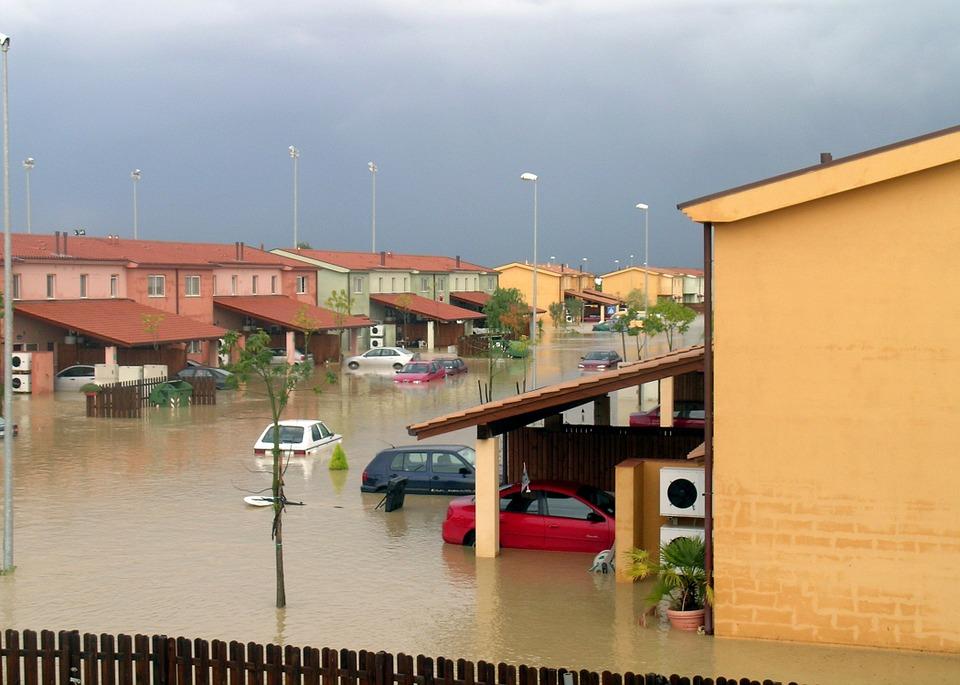 ประกันบ้านหรือประกันอัคคีภัย คุ้มครองน้ำท่วม