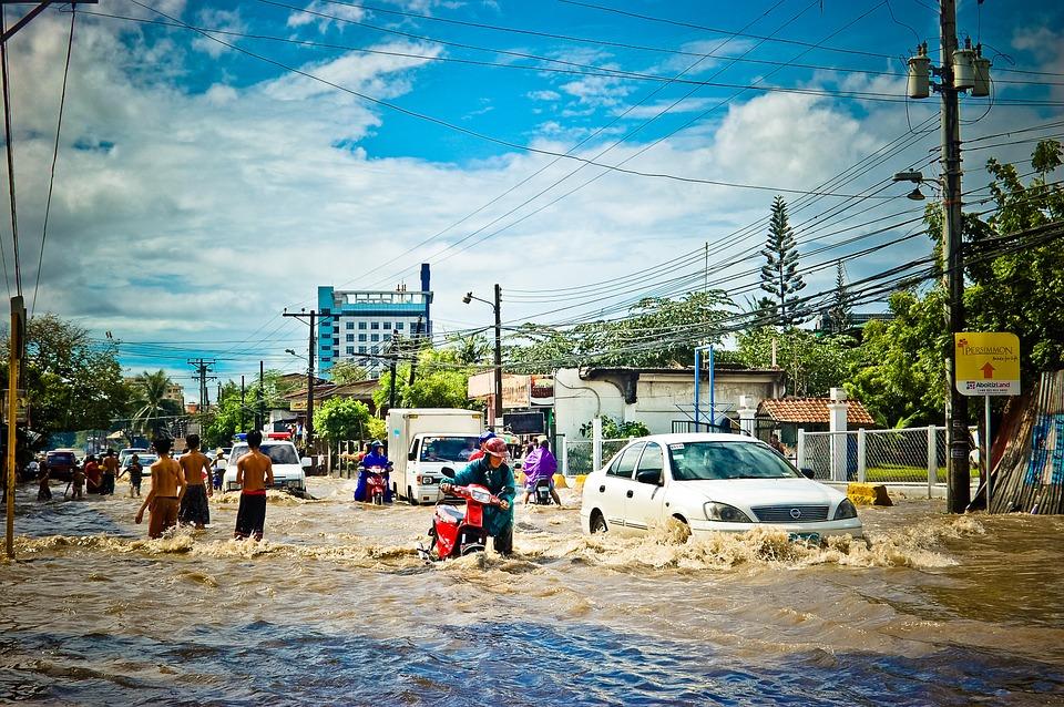 ประกันรถยนชั้น 1 2+ คุ้มครองเรื่องน้ำท่วม