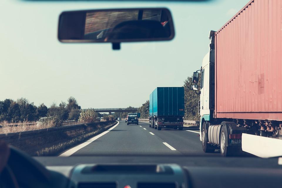 ช่วงเวลาอนุญาต - ห้ามวิ่ง รถบรรทุก