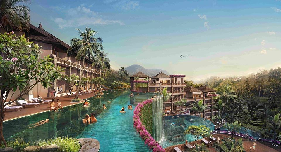 โรงแรมห้าดาวในบาหลี