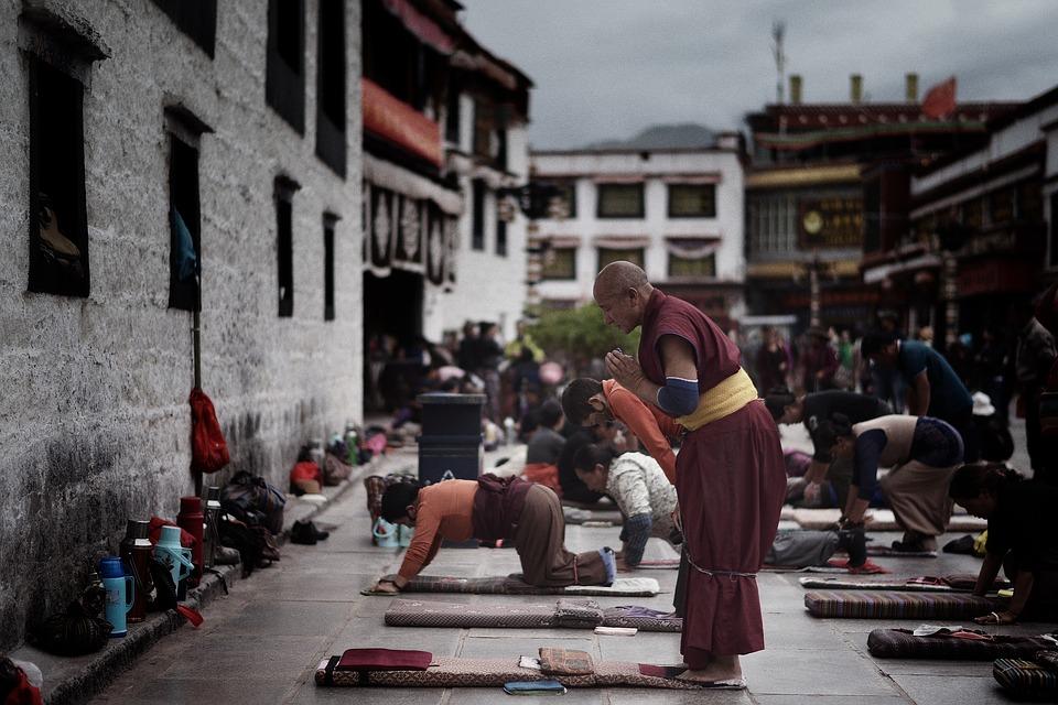 แสวงบุญในประเทศทิเบต