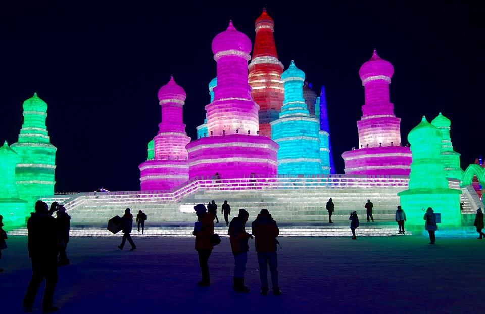 ดูแสงเหนือ ชมเมืองน้ำแข็งที่ ฮาร์บิ้น ประเทศจีน