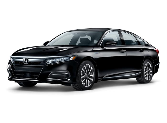 รถยนต์รุ่น Honda Accord Hybrid 2019