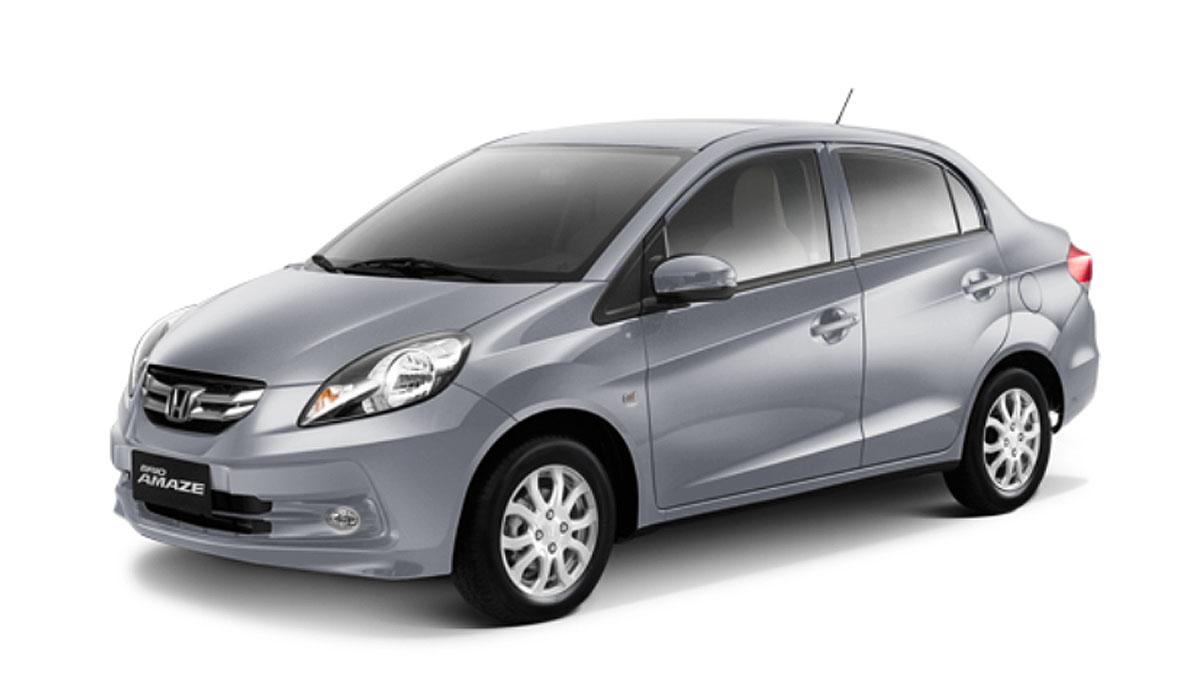 รถยนต์รุ่น HONDA BRIO AMAZE V CVT 2019