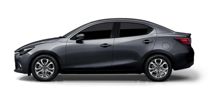 รถยนต์รุ่น MAZDA 2 2019