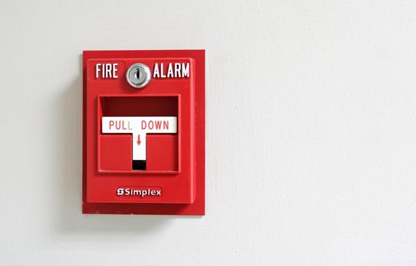 ระบบ Fire Alarm หรือ ระบบสัญญาณแจ้งเหตุเพลิงไหม้
