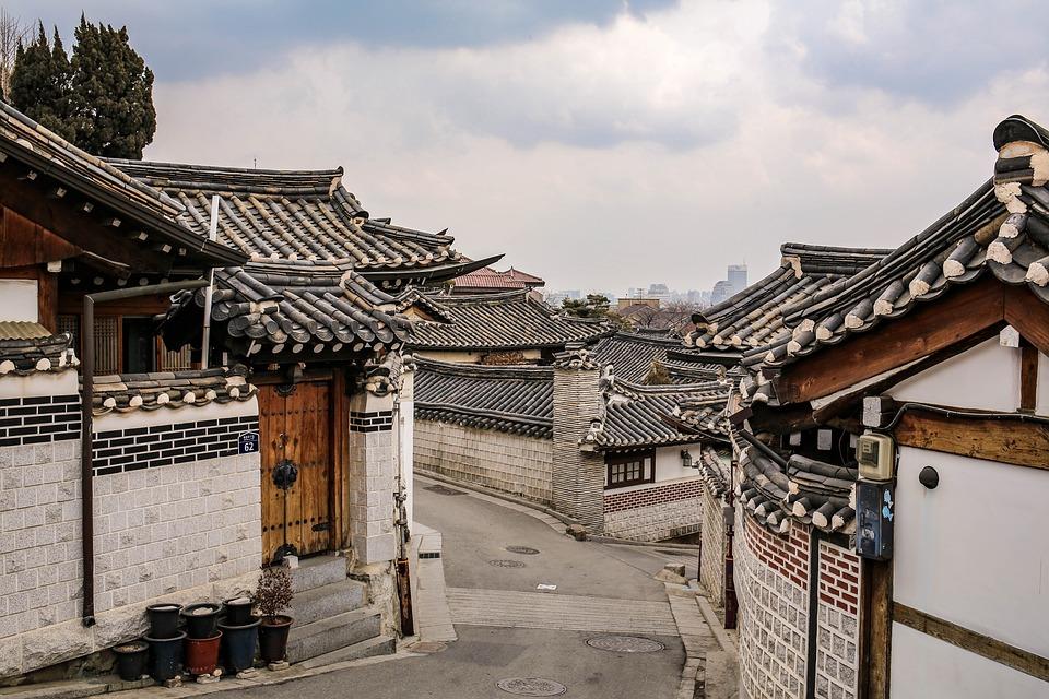 ประเทศเกาหลี ประเทศที่คนไทยนิยมเดินทางท่องเที่ยว