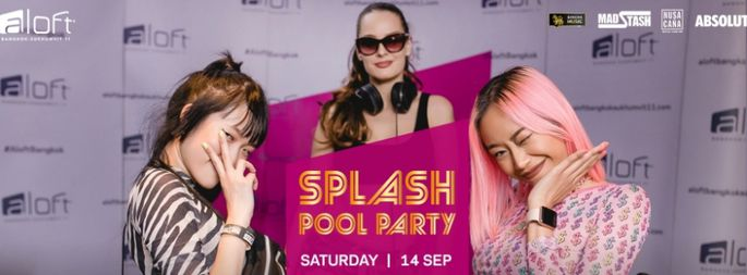 Splash Pool Party