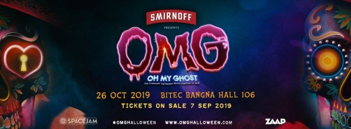 Oh My Ghost 2019