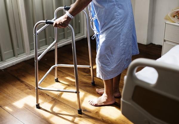 ผู้ป่วยใน ที่ต้องรักษาตัวในโรงพยาบาล