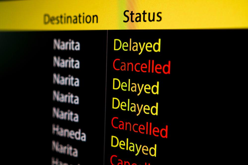 ไต้ฝุ่นฮากิบิสญี่ปุ่น ยกเลิกเที่ยวบิน