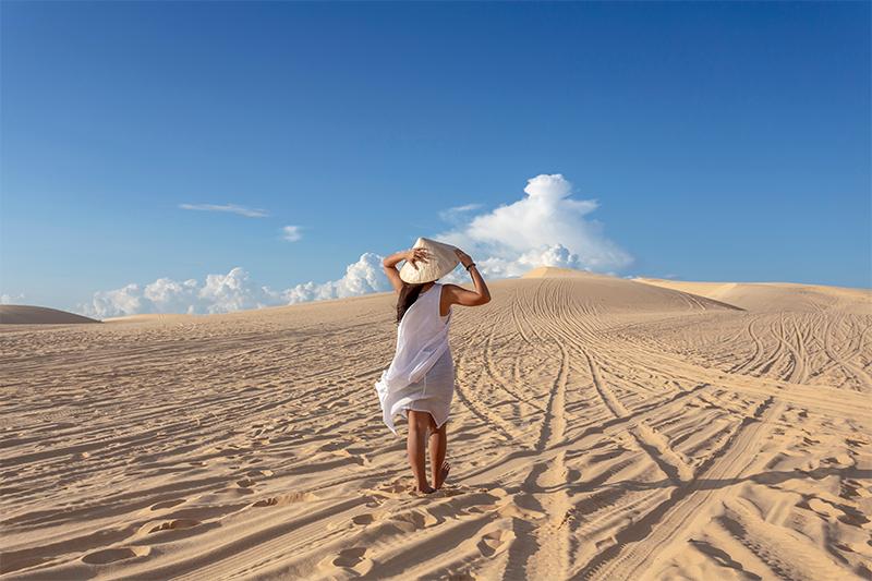 ทะเลทรายมุยเน่ ประเทศเวียดนาม