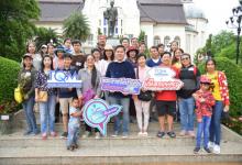TQM ชวนนุ่งโจง-ห่มสไบ เที่ยววิถีไทย 3 รัชกาล เส้นทางสำราญจากสมุทรสงครามสู่เพชรบุรี