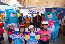 TQM ร่วมกิจกรรมส่งเสริมความรู้ประกันภัยฯ พร้อมออกบูธวันเด็กกับคปภ.