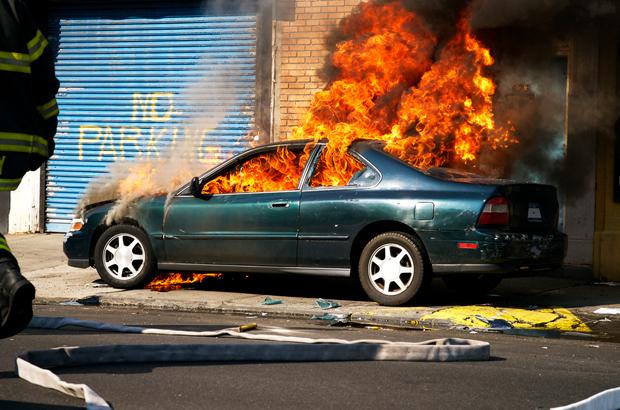 ดูแลรถอย่างไรไม่ให้ไฟไหม้ช่วงหน้าร้อน