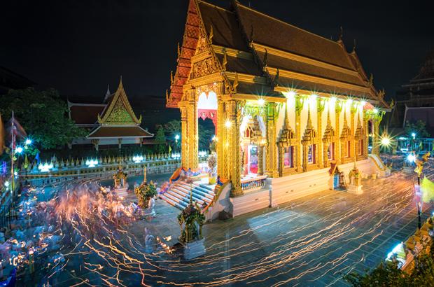 8 วัดจัดงานวันวิสาขบูชา ทั่วไทย