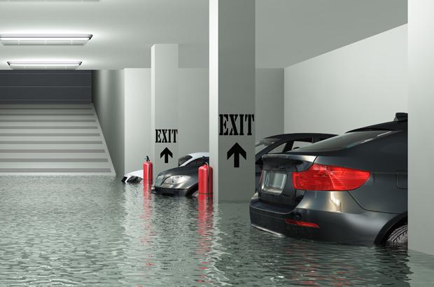 รถจอดไว้ เสี่ยงน้ำท่วม ประกันชั้นไหนดี