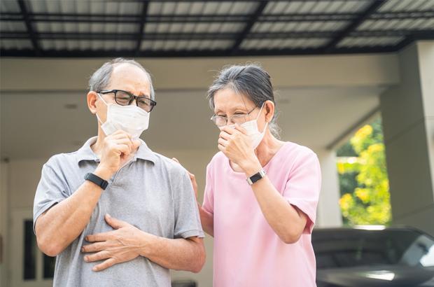 วิธีดูแลสุขภาพผู้สูงอายุช่วงไวรัสโควิด19