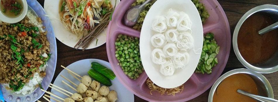 ขนมจีนครูอี๊ด | สระบุรี