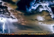 เตือน 56 จังหวัด ระวังอันตราย ฝนตกหนัก