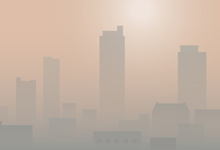 ฝุ่นพิษ PM2.5 ถล่ม 68พื้นที่กรุงเทพฯ