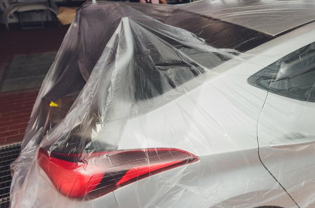 ถุงคลุมรถกันน้ำท่วม ทำให้เกิดเชื้อราไหม