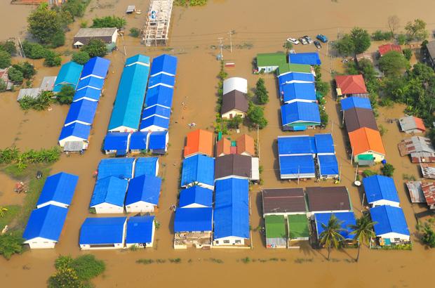 วิธีเคลมประกันบ้านจากน้ำท่วมกับ TQM