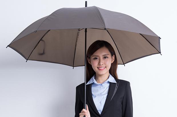 สาวออฟฟิศไม่กลัวฝน!