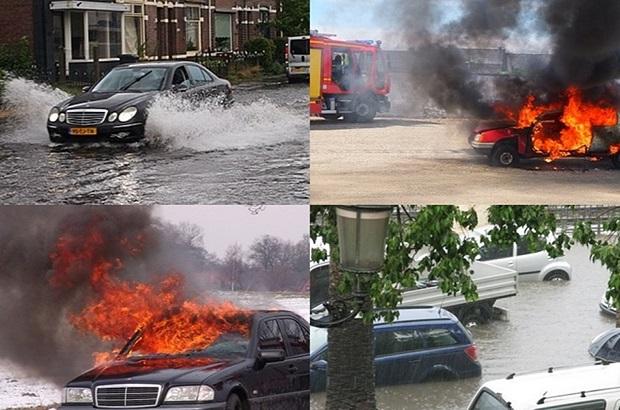 น้ำท่วม ไฟไหม้ มีประกันแบบไหนคุ้มครอง?