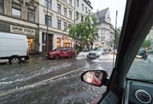 น้ำเข้าท่อไอเสียรถยนต์ แก้ไขอย่างไร?