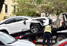 ช่วยด้วย !!ขับรถชนหนักไปต่อไม่ได้ ทำไงดี
